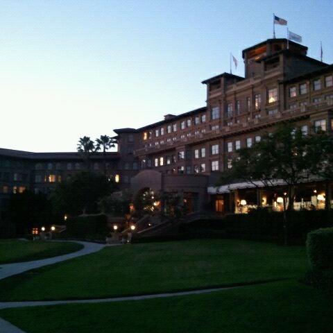 Photo taken at Langham Huntington Hotel by Heidi on 12/28/2010