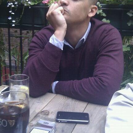 Photo taken at TCR Lounge Bar by Ben S. on 7/21/2011
