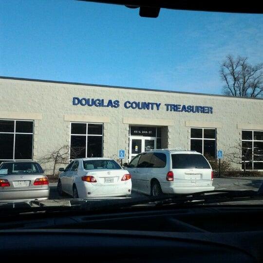 Douglas County Treasurer