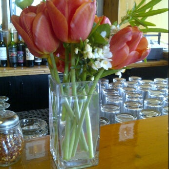 Photo taken at La Conner Brewery by kathleen w. on 5/2/2013