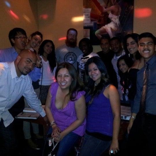 Photo taken at Chorus Karaoke and Cafe by Eug K. on 10/7/2012
