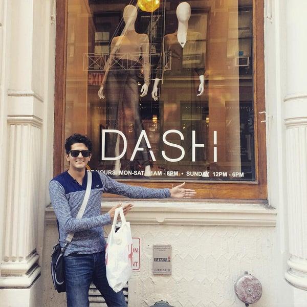 Photo taken at Dash NYC by Alex D. on 9/18/2015