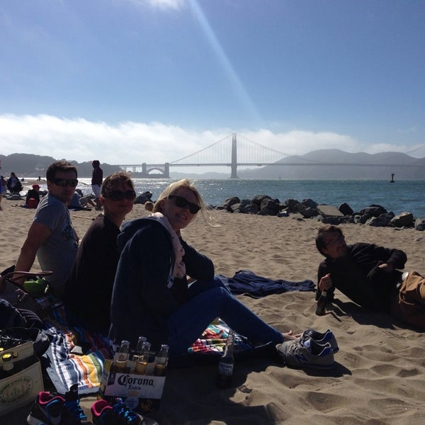 Photo taken at Crissy Field by Andy L. on 7/6/2014