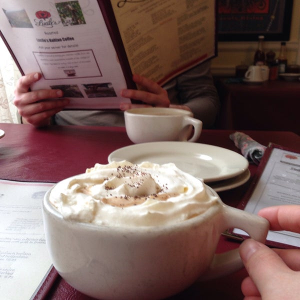 Photo taken at Lucile's by Renee on 2/16/2015
