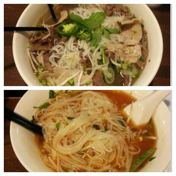 Photo taken at Bowl of Pho by Lindon O. on 5/21/2013