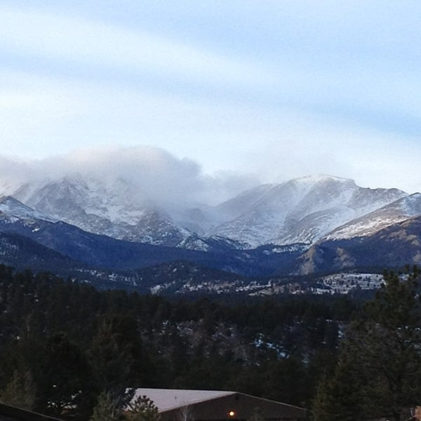 Photo taken at YMCA of the Rockies by Paul P. on 1/8/2013