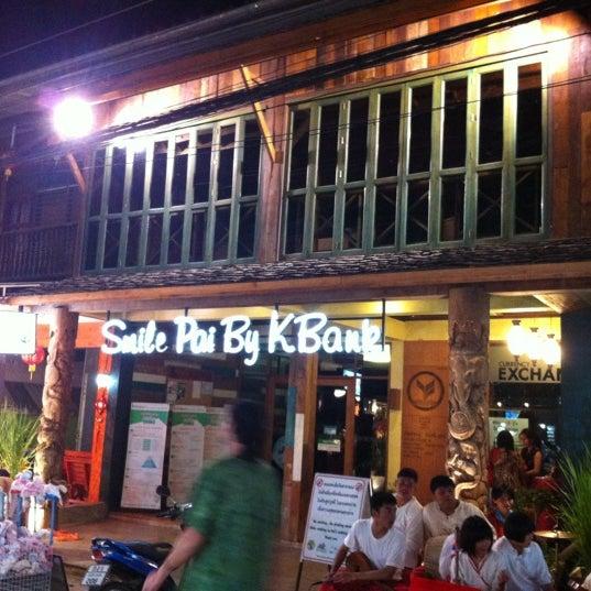 Photo taken at ธนาคารกสิกรไทย (Kasikorn bank) by dOnk @. on 10/23/2012