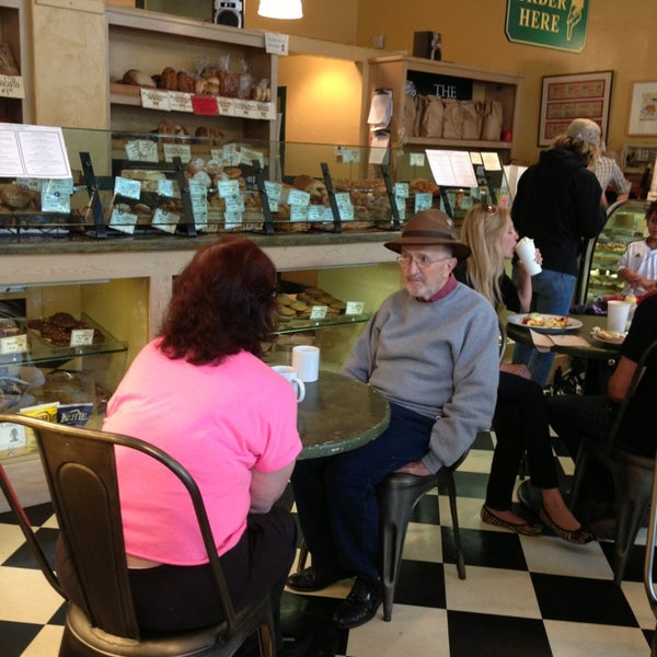 Photo taken at The Model Bakery by John L. on 7/7/2013