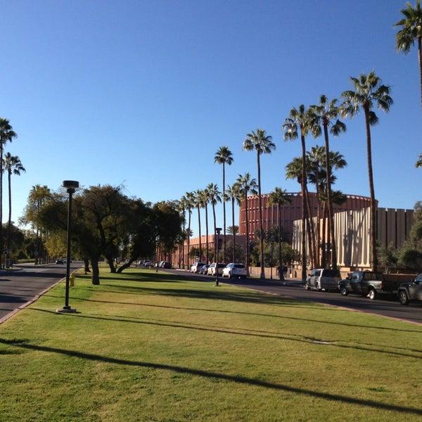 Photo taken at ASU Gammage by Drew H. on 1/4/2013