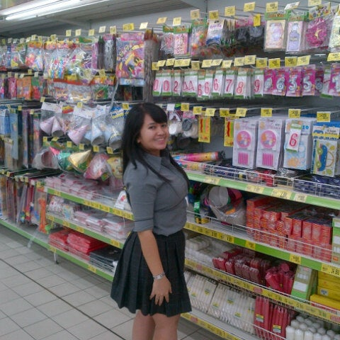 Photo taken at Giant Hypermarket by Aditya Arya Dharma on 8/14/2013