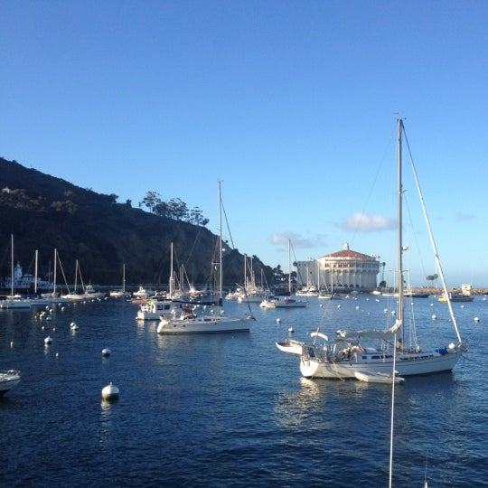 Photo taken at Santa Catalina Island by PinkStarr on 12/26/2012