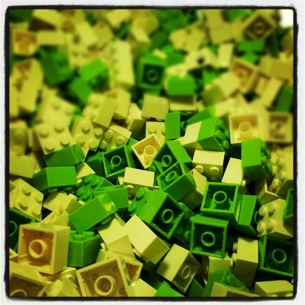 Photo taken at Lego Store by Chaffro on 11/2/2012