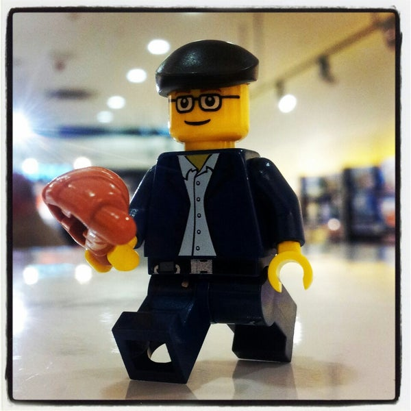 Photo taken at Lego Store by Chaffro on 2/5/2014