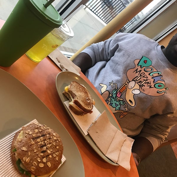 Photo taken at Panera Bread by RcL on 12/29/2016