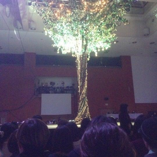 Photo taken at Bunka Gakuen University by まみぃー on 12/8/2012
