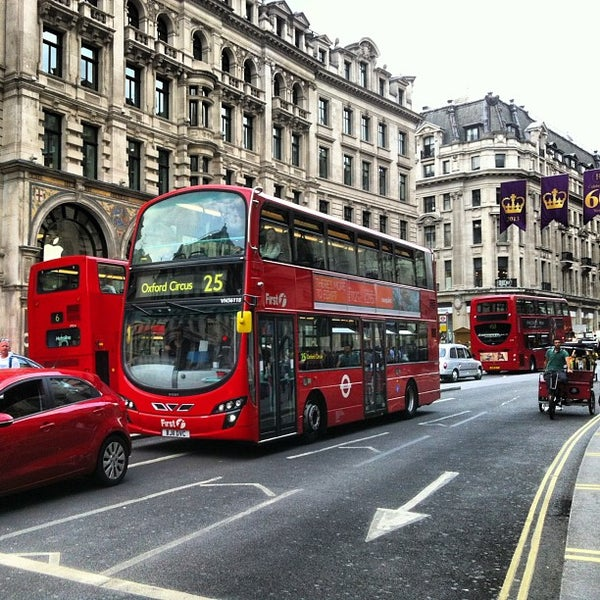 Photo taken at Oxford Street by Supeeron P. on 6/27/2013