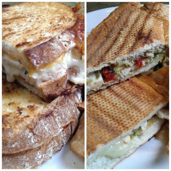 Photo taken at LA Café by Mike on 6/21/2013