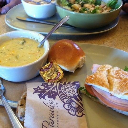 Photo taken at Panera Bread by Dakota M. on 12/2/2012