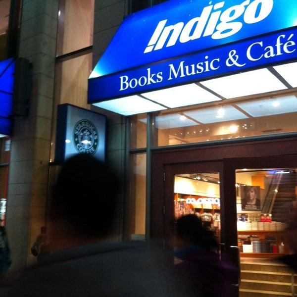 Photo taken at Indigo by Sungtae K. on 11/9/2013