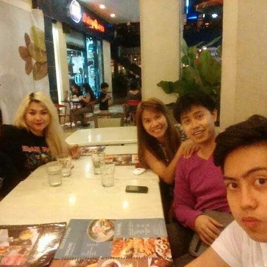Photo taken at Sérye Café Filipino by Ahn B. on 12/22/2014