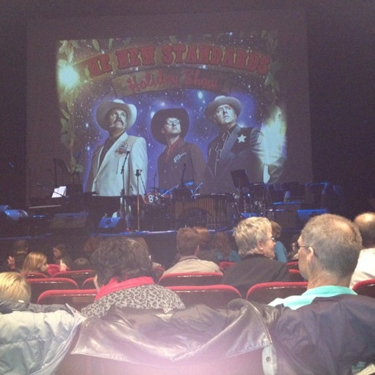 Photo taken at Fitzgerald Theater by Anne W. on 12/9/2012