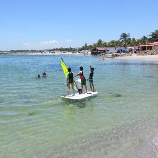 Las clases de windsurf son buenas si quieres hacer algo diferente