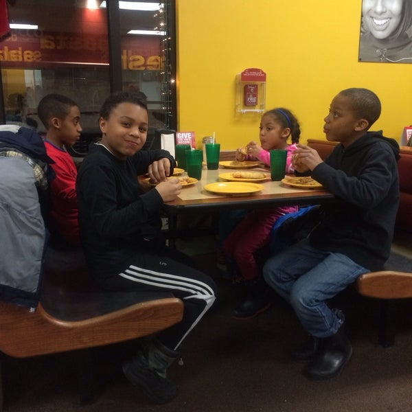Photo taken at Cicis by Dena S. on 1/1/2014