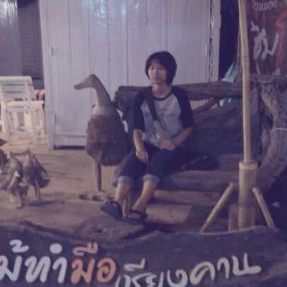 Photo taken at Thai Kan Eng Guest House by Qo P. on 3/13/2013