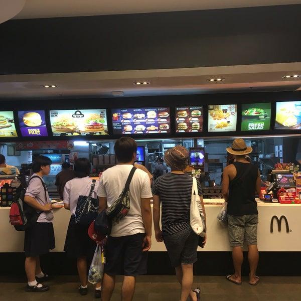 Photo taken at McDonald's by Cartoon P. on 9/5/2016