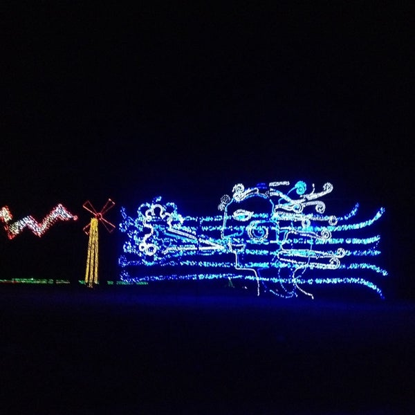 Photo taken at Starry Nights by Anthony C. on 12/4/2013
