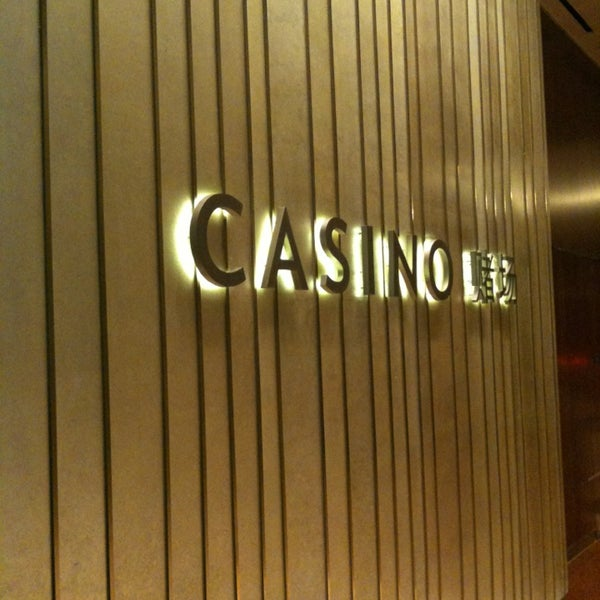 Photo taken at Marina Bay Sands Casino by Joanna M. on 1/8/2013