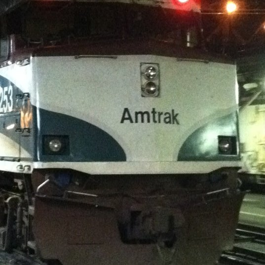 Photo taken at Union Station Amtrak (PDX) by Kevin M. on 11/28/2012