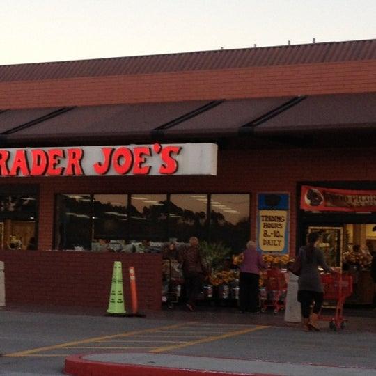 Photo taken at Trader Joe's by Liz P. on 11/12/2012