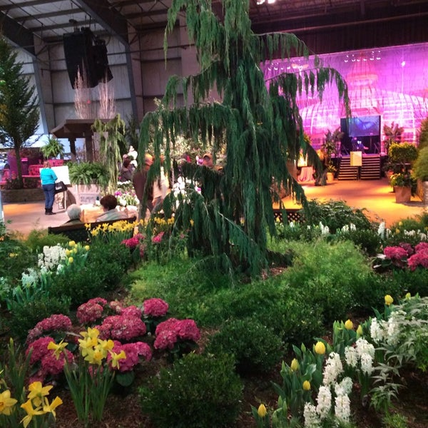 Central Ohio Home Garden Show Now Closed Convention