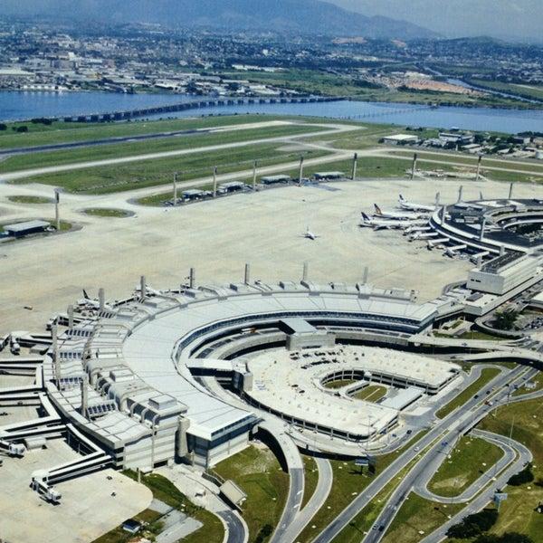 Aeroporto Rio De Janeiro : Aeroporto internacional do rio de janeiro galeão gig