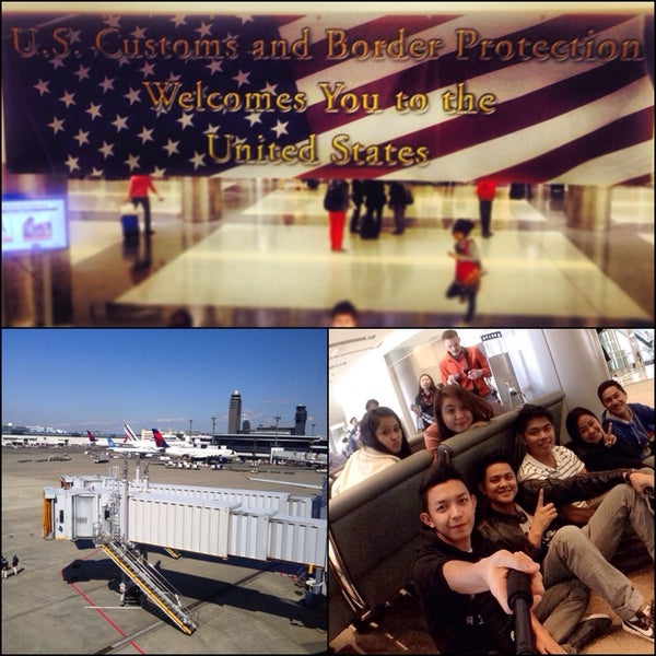 Photo taken at Hartsfield-Jackson Atlanta International Airport (ATL) by IG : @akosiikeltot on 3/15/2014