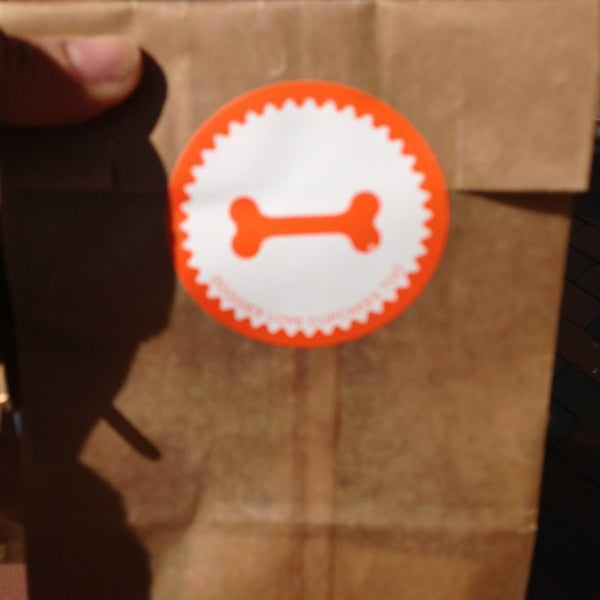 Photo taken at Sprinkles Cupcakes by Alexandria F. on 3/14/2013