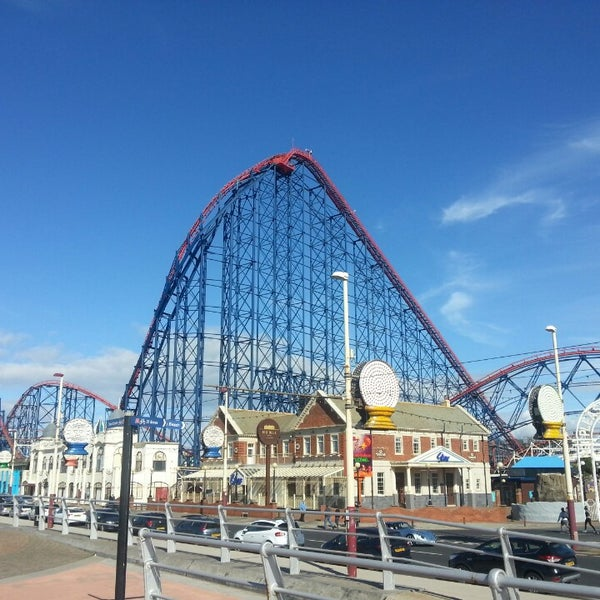 Where's Good? Holiday and vacation recommendations for Blackpool, United Kingdom. What's good to see, when's good to go and how's best to get there.