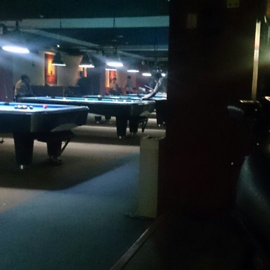 Photo taken at Rick's Cafe & Billiard by Edwin S. on 8/16/2014