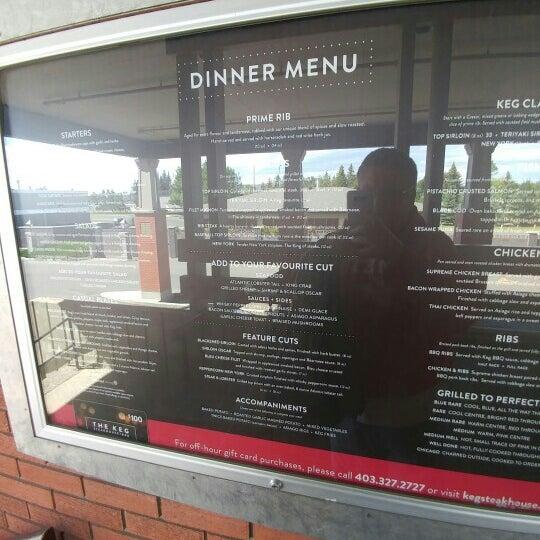The keg steakhouse bar lethbridge ab for 360 inspired cuisine lethbridge