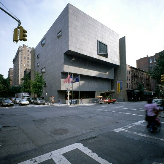 Photo taken at Whitney Museum of American Art by Master M. on 12/29/2012