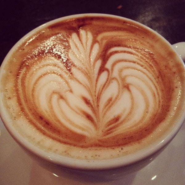 Photo taken at Flat White by Tove S. on 9/16/2012