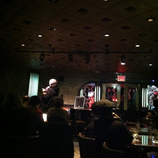 Photo taken at Lenox Lounge by Jody J. on 12/30/2012