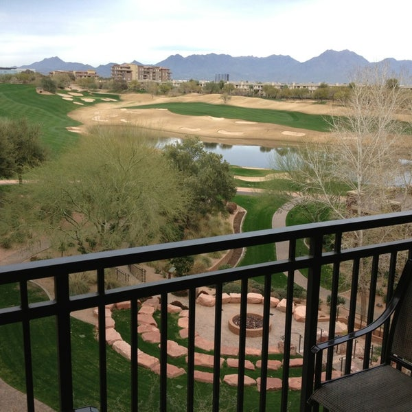 Photo taken at The Westin Kierland Resort & Spa by Matthew F. on 2/4/2013