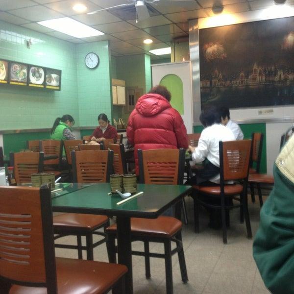 Photo taken at Kung Fu Tea 功夫茶 by destroy r. on 1/26/2013