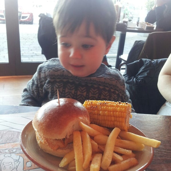 Photo taken at Nando's by Julie-Anne T. on 2/2/2014