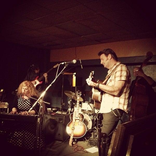 Photo taken at The Beachland Ballroom & Tavern by John H. on 2/23/2013