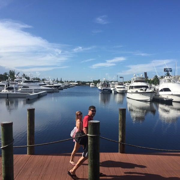 Photo taken at Marina Bay Marine Resort by Ian T. on 7/21/2016