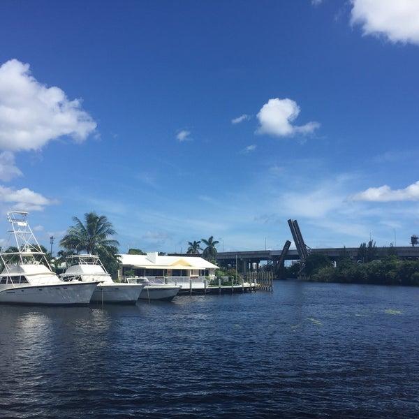 Photo taken at Marina Bay Marine Resort by Ian T. on 10/9/2016
