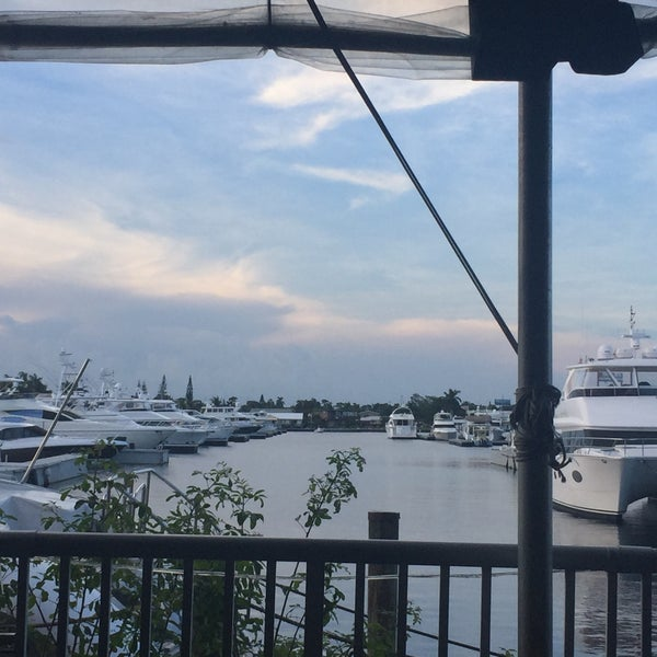 Photo taken at Marina Bay Marine Resort by Ian T. on 9/14/2016
